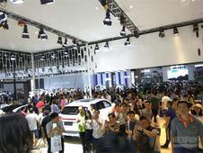 重庆车展前五日售车20986台 宾利卖断货!