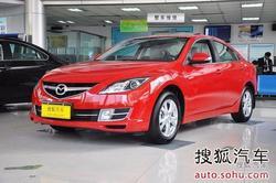 [秦皇岛]马自达睿翼现金降1万元现车销售