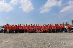 历遍大半中国 猎豹CS9强势回归湖南长沙!