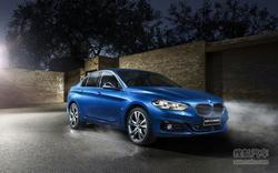 BMW 1系三厢轿车,创新高品质