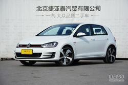[南京]大众高尔夫GTI降价1.8万元 送礼包