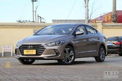 [天津]现代领动现车充足限时优惠达1.4万