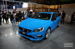[杭州]沃尔沃V60最高让利5.5万 少量现车