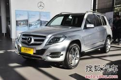 [威海]奔驰GLK级最高优惠1万元 少量现车