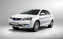 帝豪EV/北汽EU260 国产新能源车即将袭来
