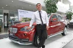 为BMW xDrive代言 专访宝华总经理居德华