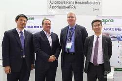推动再制造产业持续发展 访APRA高层领导