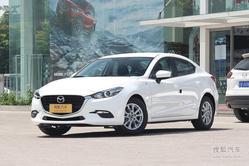 [郑州]马自达昂克赛拉降价0.8万现车销售