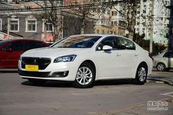 [南宁]东风标致508 部分车款特惠降价3万