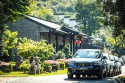 全新BMWX3莫干山深度探境之旅完美落幕