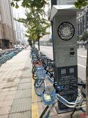 红谷滩公共自行车今起可扫码租车无桩还车