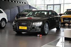 进口奥迪A8L最高优惠24.01万元 现车充足