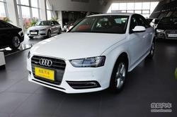 [粤东]奥迪新A4L最高优惠5.8万 现车充足