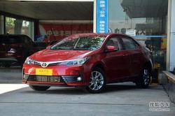 [东莞]丰田卡罗拉:最高降1.2万元 有现车
