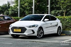 [无锡]现代领动优惠达0.4万元! 现车在售