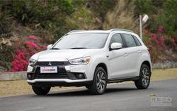 继承三菱专业SUV基因驾驶 体验全新劲炫