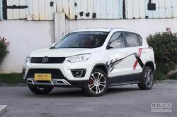 [呼和浩特]北汽绅宝X35售价6.58万 现车!