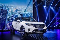 """传祺GS4 中国品牌SUV""""四大天王""""占C位"""