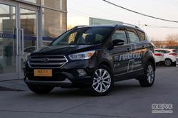 [昆明]福特翼虎购车可享1.3万优惠 有现车