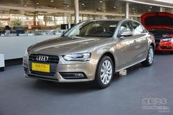 [济宁]奥迪A4L最高优惠5.6万元 现车销售