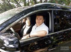 真7座/媲美合资SUV品质 访传祺GS8杨先生