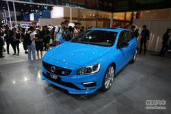 [天津]沃尔沃V60现车充足综合优惠4.51万