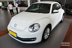 [金华]大众甲壳虫最高降4.74万 少量现车