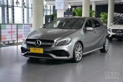 [天津]奔驰A45 AMG有现车最高优惠2.58万