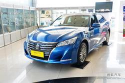 丰田皇冠运动版优惠2万元 低配仅23.48万