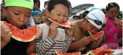 夏不为利 一汽大众吃西瓜大赛邀你免费吃