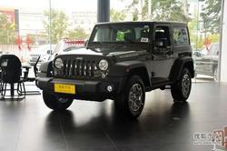 [郑州]Jeep牧马人两门版降5万元现车销售