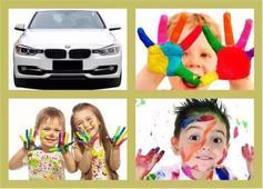 悦彩童真 和绿地宝仕开启一场汽车色彩之旅