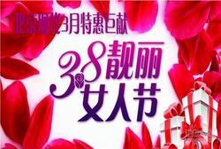 靓丽女人节 北京现代香车美女特惠购车季