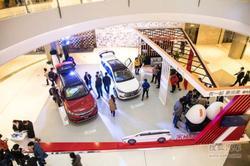 比亚迪携宋MAX、宋DM及秦三款车型亮相上海