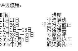 2015中国汽车流通年度大奖苏州榜已启动!