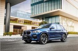 "全新BMW X3 xDrive28i 为""担当""而来了"