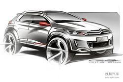 东风雪铁龙首款SUV概念车将北京车展首发