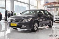 [长治]丰田凯美瑞最高降2.3万元 有现车!