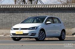 [天津]一汽-大众高尔夫现车优惠1.55万元