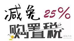 最后的税末狂欢,骏达广本购置税优惠倒计时