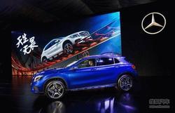 新一代奔驰GLA SUV烟台地区即将上市发布