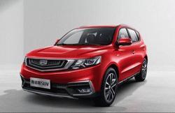 吉利新远景SUV深圳区域6月24日正式上市