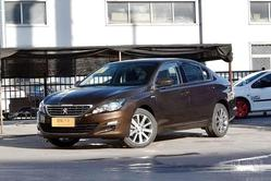 [洛阳]标致408最高优惠3.2万元 现车销售