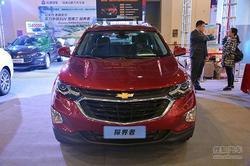 [热点新车]雪佛兰探界者首秀杭州G20展馆