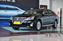 [邯郸]丰田皇冠最高综合优惠5.6万有现车