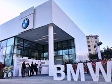家门口的BMW 4S店—昆明宝创盛大开业!