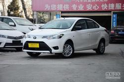 潍坊广潍丰田威驰优惠高达1万元现车充足