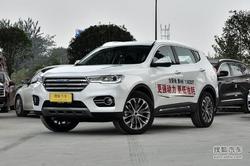 [成都]哈弗H6现车供应全系享受1万元优惠