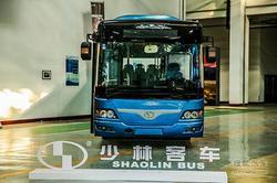 少林客车公开挑战 成功通过碰撞安全测试