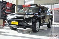 丰田汉兰达最高优惠2万元 最低售23.54万